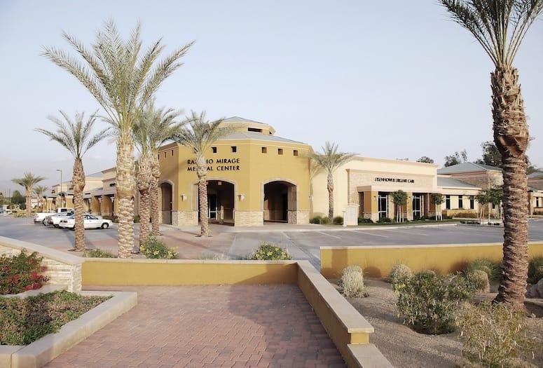 rancho mirage medical center