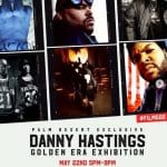 Danny Hastings Golden Era Exhibition at Flat Black Gallery in Palm Desert