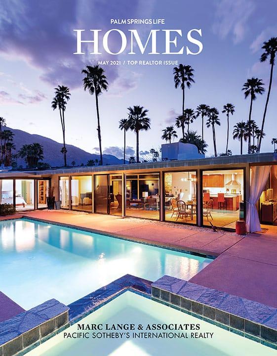 Palm Springs Life Homes May 2021