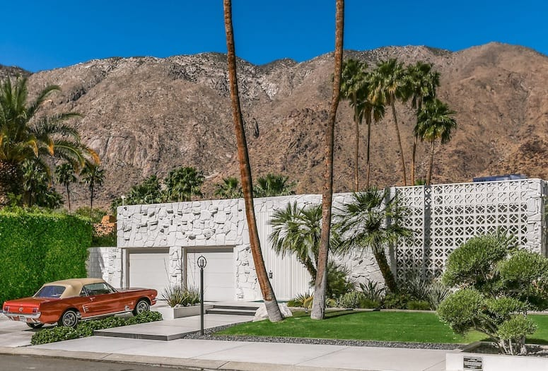 Historic Morse House Hits the Palm Springs Real Estate Market