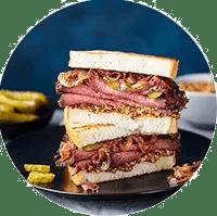 Palm Springs Deli Sandwiches