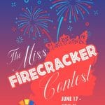 Desert Rose Productions, Inc. Presents The Miss Firecracker Contest at the Desert Rose Playhouse in Palm Springs
