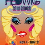 Desert Rose Productions, Inc. Presents Hedwig and The Angry Inch at Desert Rose Playhouse in Palm Springs