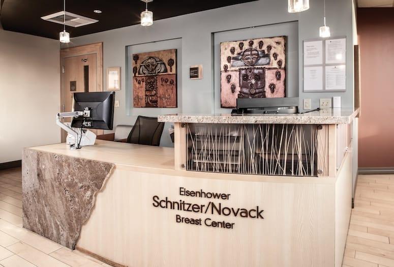 eisenhower schnitzer novack breast center