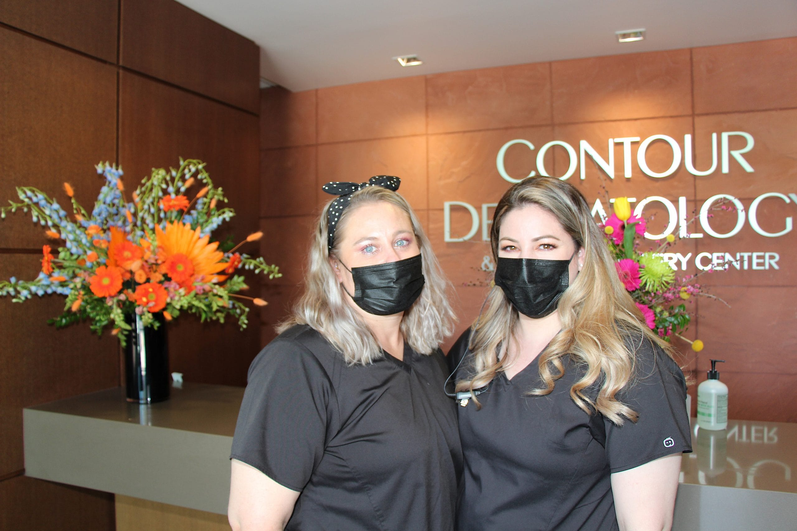 Contour Dermatology's May Day of Beauty Benefits Desert Cancer Foundation