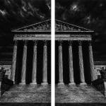 Robert Longo - Storm Of Hope: Law & Disorder at the Palm Springs Art Museum