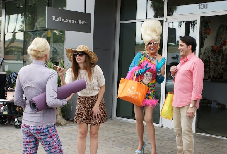 palm springs women in film and television