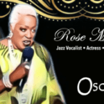Jazz Vocalist, Actress, Songwriter Rose Mallett Performance at Oscar's Palm Springs