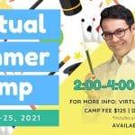 Virtual Magic Camp with Nathaniel Segal