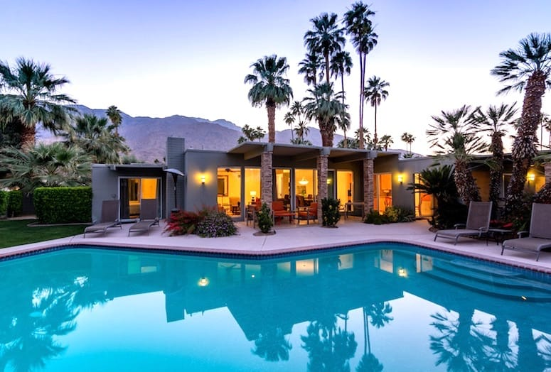 indian canyons golf resort home