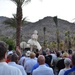 """""""Forever Marilyn"""" Makes Her Official Return to Palm Springs"""
