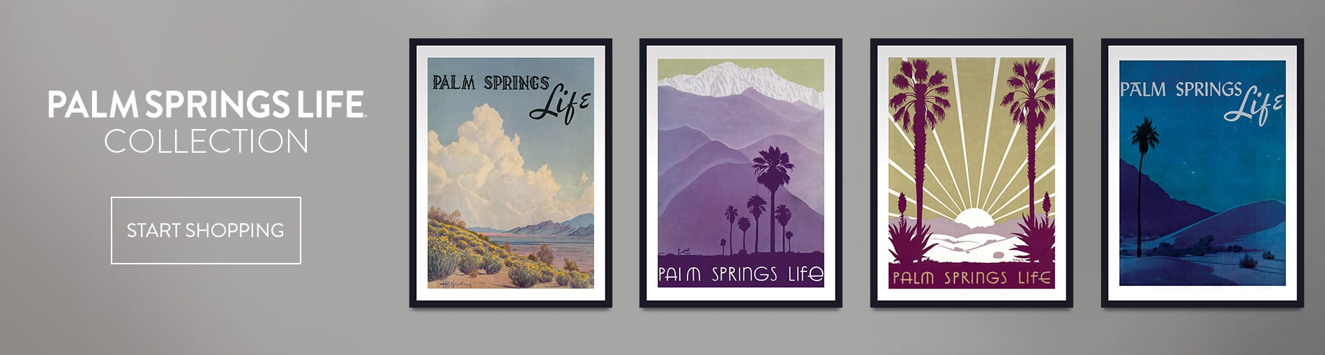 Shop Palm Springs Life - Store