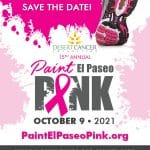 15th Annual Paint El Paseo Pink in Palm Desert