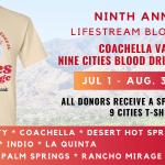 LifeStream's Ninth Annual Nine Cities Blood Challenge