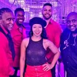 Forward Motion Performs on The Sideline Stage at Morongo Casino in Cabazon