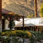 Sunday Jams with Mikael Healey at Melvyn's Restaurant at the Ingleside In in Palm Springs