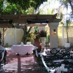 Le Vallauris Restaurant Open for the 2021 - 2022 Season in Palm Springs