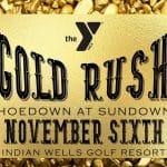 YMCA God Rush Hoedown at Sundown at Indian Wells Golf Resort