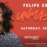 Felipe Esparza Unmasked at Spotlight 29 in Coachella