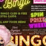 Drag Bingo at AMP Sports Lounge in Cathedral City