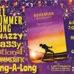 The All Summererific Sing-A-Long: Bohemian Rhapsody at the Camelot Theaters in Palm Springs