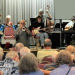 Wednesday's Dick Broadie's Jam Session at Mizell Senior Center in Palm Springs