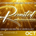 Reunited and It Feels So Good Presented Desert Ensemble Theatre in Palm Springs