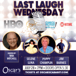 Comedy Comes to Oscar's Palm Springs With Headliner Poppy Champlin