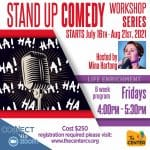 Zoom Event: Stand Up Comedy Workshop From The Center in Palm Springs