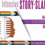 Zoom Event: The Center Presents: Intensive Story-Slam Weekend Hosted by Mina Hartong