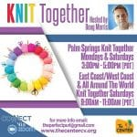 Zoom Event: The Center Presents: Knit Together Hosted by Doug Morris