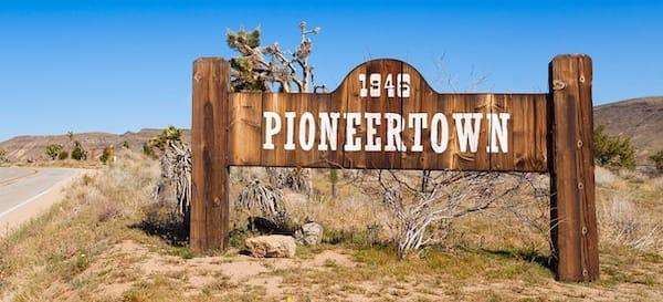 pioneertowncalifornia