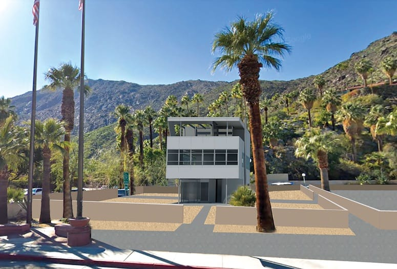 aluminaire palm springs art museum