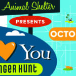 PS We Love You Scavenger Hunt Benefiting Palm Springs Animal Shelter