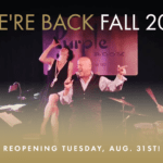 The Purple Room is Back!  Reopening Thursday, August 31st in Palm Springs