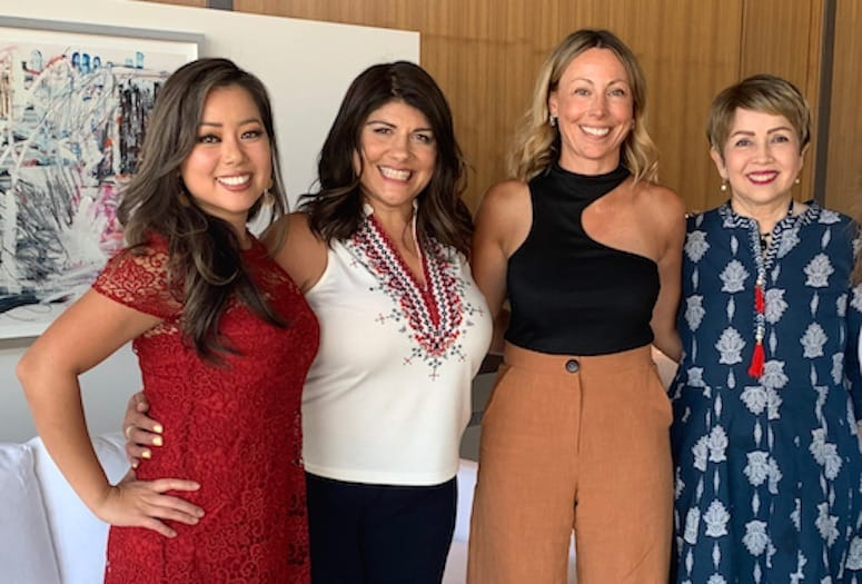 women who lead palm springs life