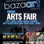 Greater Joshua Tree Bazaart Nights Indoor Arts Fair