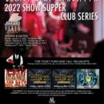 2022 Show Supper Club Series / Motown, Part 1 at Vicky's of Santa Fe in Indian Wells