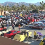 El Paseo Cruise Night Schedule at The Gardens on El Paseo in Palm Desert