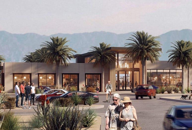 revel palm desert california