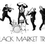 The Black Market Trust Performance at The Purple Room in Palm Springs