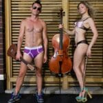 The Skivvies - Say It Ain't Snow! presented at The Purple Room in Palm Springs