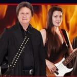 The Mighty Cash Cats (Johnny Cash) and The Linda Rondstandt Experience at The Cave at Big Bear Lake