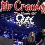 Mr Crowley (Ozzy/ Black Sabbath Tribute) Presented at The Cave at Big Bear Lake