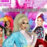 """""""Shade"""" Drag Show at AMP Sports Bar in Cathedral City"""