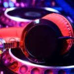 DJ Night at The Cascade Lounge at the Agua Caliente Casino Palm Springs