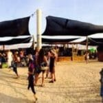 Joshua Tree Music Festival Folkfest at Joshua Tree Lake RV Campground