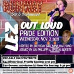 Lez Out Loud   PRIDE Edition at Runway Bar & Restaurant in Cathedral City