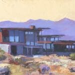 Coup La La Exhibition at Palm Springs Modernism Show and Sale at the Palm Springs Convention Center