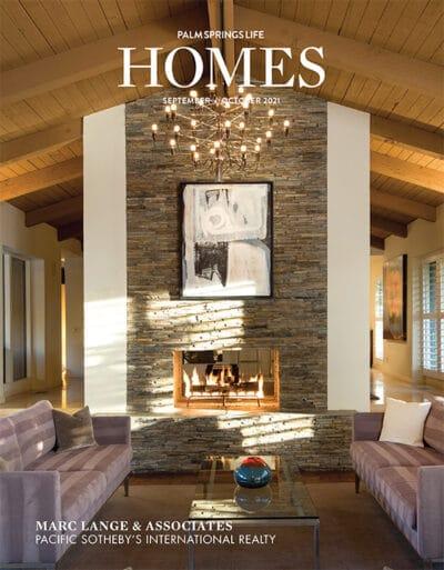Palm Springs Life HOMES September-October 2021
